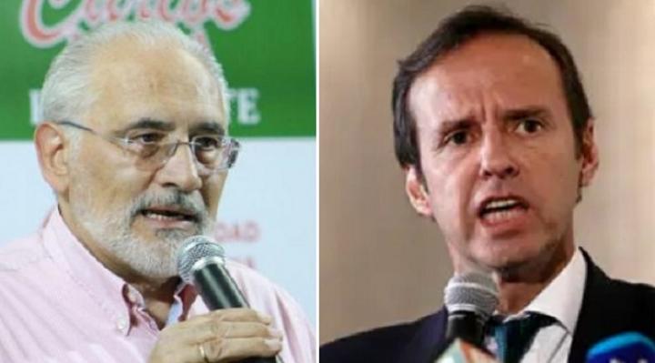 """Quiroga y Mesa piden al TSE prohibir emisión de propaganda gubernamental """"ya que tiene fines electorales"""""""
