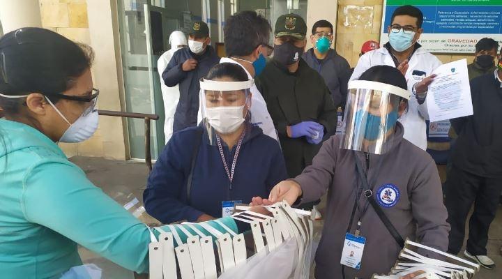 Bolivia registra 57 muertos por Covid-19 en un día, una cifra récord
