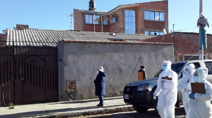 La Paz registra 238 casos de coronavirus en un día, el virus está en 36 de 81 municipios