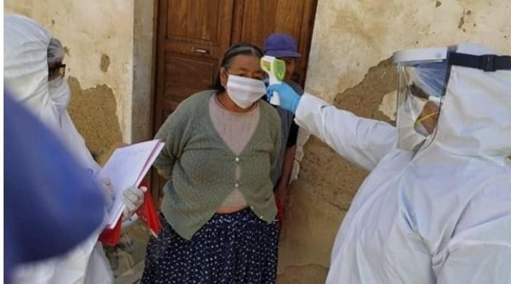 """El Alto: Rastrillaje """"casa por casa"""" detectan 71 casos sospechosos de COVID-19"""