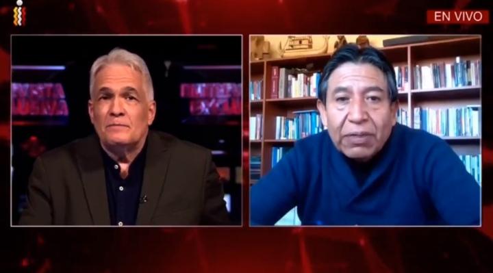 Elecciones: Choquehuanca señala que se necesita una ley para cambiar fecha, anuncia un cabildo