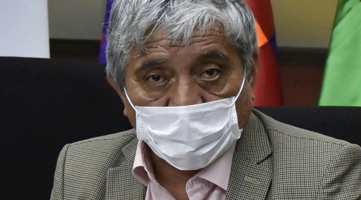 """Ministro Arias le responde a Luis Arce: """"Yo trabajo, usted es una vedete"""""""