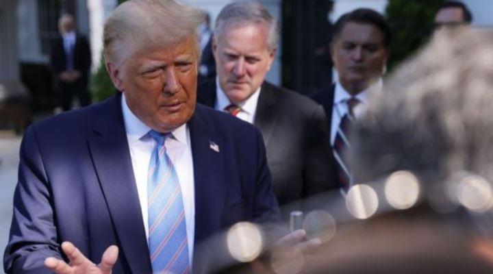 Elecciones presidenciales en EEUU: Trump sugiere en Twitter la posibilidad de retrasar los comicios