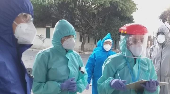 Cochabamba: Realizan rastrillajes por posibles casos de COVID-19 en centros de acogida