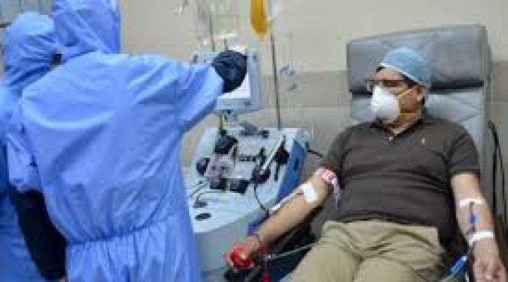 Hemocentro advierte que suspenderá extracción de plasma por falta de insumos