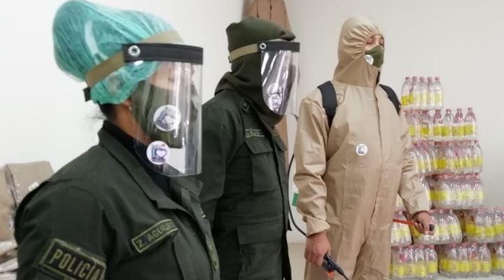 La Paz suma 356 nuevos pacientes con Covid-19 y prepara 3.000 personas para el rastrillaje masivo