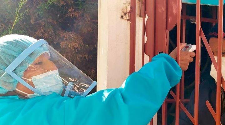 """Bolivia despide julio con 76.789 infectados y con la pandemia en """"ascenso sostenido"""""""