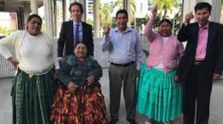 Fallo emitido en EEUU ordena abrir otro juicio contra Goni por asesinato