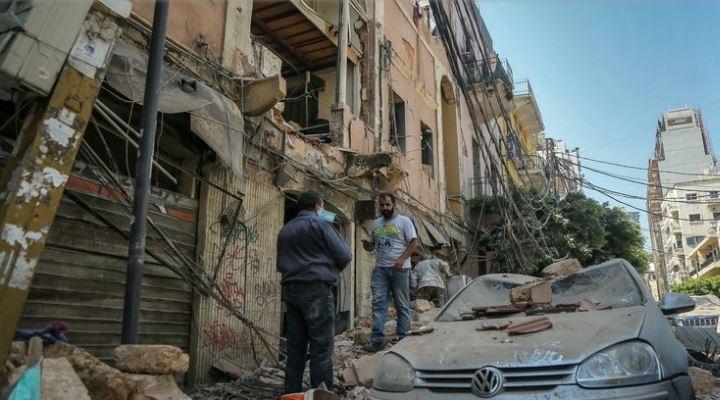 Continúa el rescate de cuerpos: la cifra de muertos subió a 137 y hay más de 5.000 heridos