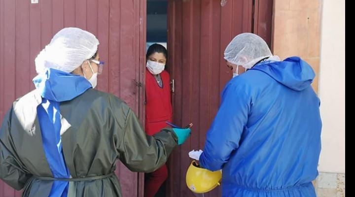 Bolivia bordea los 90 mil casos de coronavirus a casi cinco meses de la presencia del virus