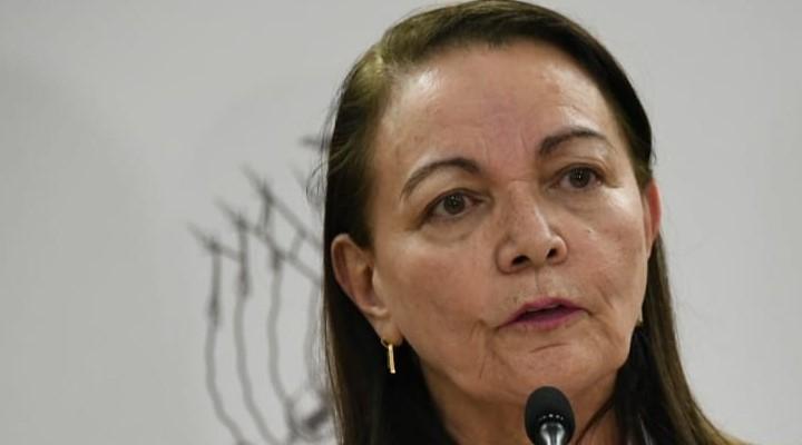 """Ministra Roca retoma sus funciones como autoridad titular tras """"recuperación favorable"""" del COVID-19"""