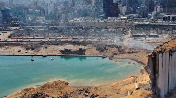 La caótica cadena de acontecimientos que llevó a que se desatara el infierno en el puerto de la capital de Líbano