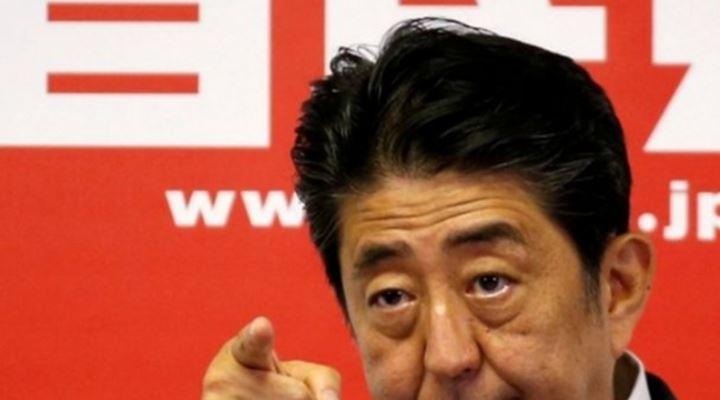 Shinzo Abe, el primer ministro de Japón, renuncia a su cargo