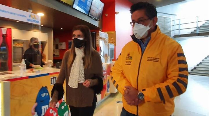El COED La Paz definirá el lunes la reapertura de restaurantes, cines, parques y canchas