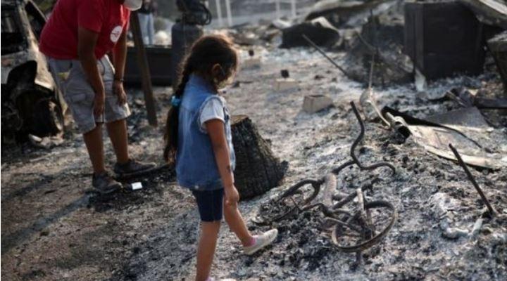 Incendios en EEUU: la cifra de muertos aumenta mientras el fuego avanza por Oregón, California y Washington Redacción