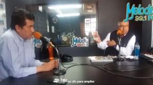 Ramsés anticipa que otro candidato declinará y Mesa ganará en primera vuelta 1