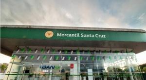 En la cuarentena, el Mercantil Santa Cruz registró 30 millones de transacciones, el 93% vía digital 1