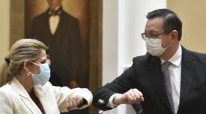 Tuto Quiroga exige al Gobierno judicializar denuncia contra Carlos Gill que se benefició con recursos públicos 1