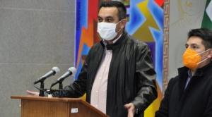 """Gobierno afirma que Morales compró tres medios para crear el """"cartel de la mentira"""" 1"""