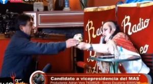 """Choquehuanca habla de los amoríos de Evo: """"De que ha tenido mujeres, ha tenido"""" en el Gobierno"""