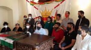 Cívicos de 6 regiones dan plazo hasta el martes al Fiscal General para que renuncie