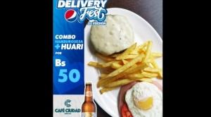 Más de 400 restaurantes a nivel nacional participan de la segunda versión del Delivery Fest 1