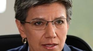 """Claudia López, alcaldesa de Bogotá: """"Yo no llegué hasta aquí por ser la mujer que se queda calladita para verse bonita"""""""