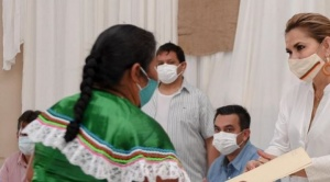 Añez pide disculpas a indígenas agredidos en Chaparina, nueve años después de la intervención 1