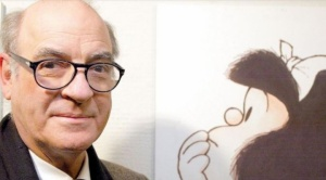 Murió Quino, el creador de Mafalda 1