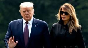 Donald Trump y su esposa tienen coronavirus 1
