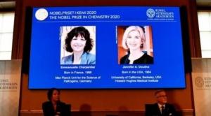 Emmanuelle Charpentier y Jennifer A. Doudna ganan el Nobel de Química