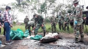Gobierno denuncia secuestro de tres efectivos antidrogas en el trópico cochabambino