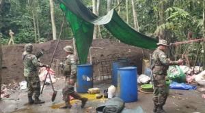 Policía reporta que los tres efectivos de Umopar fueron rescatados en el Chapare