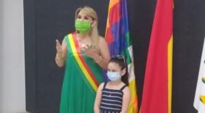 Día de la Mujer Boliviana: Añez pide consolidar políticas de igualdad y poner en vigencia derechos de las mujeres