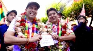 """Manfred pide a Camacho """"pacto de unidad"""" con Mesa y en Potosí exigen renuncia de Pumari"""