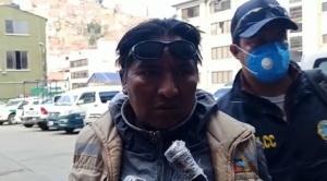 La Policía aprehende a primer dirigente por el bloqueo de agosto