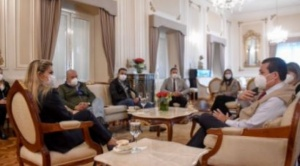 """Misión de la OEA tras reunión con Añez: """"Un principio de la democracia es la lealtad a los resultados"""""""