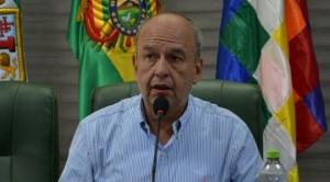 El Legislativo censura al ministro Murillo, corresponde su destitución