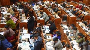 Choque desiste de llamar a elecciones del Defensor del Pueblo por falta de tiempo