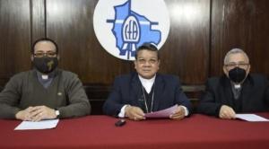 """Iglesia pide a bolivianos no """"enturbiar el ambiente de paz"""" con """"intolerancia y vandalismo"""""""