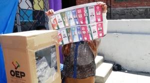 7,3 millones de bolivianos están habilitados para votar en 5.368 recintos electorales