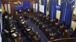 El MAS perdería los dos tercios del Senado, según reportes de Ciesmori y Jubileo