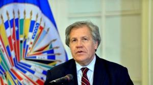 """Almagro felicita a Arce y Choquehuanca, y hace un """"reconocimiento al pueblo boliviano"""""""