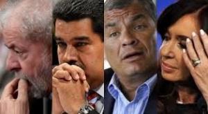 Maduro, Fernández, Cristina, Lula, Rousseff, Correa felicitan a Luis Arce