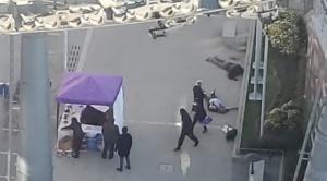 Fiscalía tipifica como feminicidio la muerte por disparo en la estación Morada del Teleférico 1