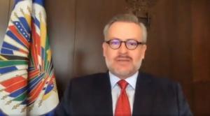 La OEA destaca la independencia del TSE y la legitimidad del gobierno entrante 1