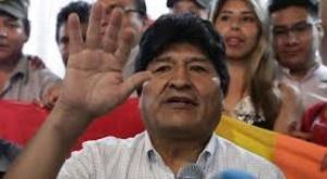 Tras permanecer 48 horas en Venezuela, Morales retornará este domingo a Argentina 1