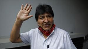 Confirman que Evo Morales retornará al país el 9 de noviembre por carretera 1