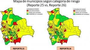 Municipios con riesgo alto de contagio de COVID-19 llegan a 43, una de las más bajas desde mayo 1