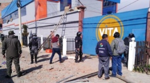 VITA reporta que la producción está paralizada por los conflictos sindicales